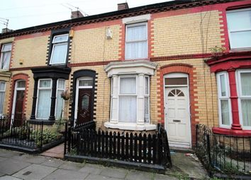 Thumbnail 2 bed terraced house for sale in Banner Street, Wavertree, Liverpool, Merseyside