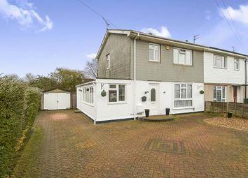 Thumbnail 4 bedroom semi-detached house for sale in Thrasher Road, Aylesbury, Buckinghamshire, .