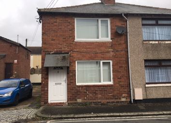 Thumbnail 2 bedroom terraced house to rent in Moor View, Wheatley Hill, Durham
