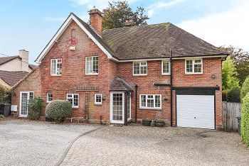 Thumbnail 4 bed detached house for sale in Westbury Road, Warminster