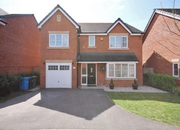 Thumbnail 4 bed detached house for sale in Hanging Birches, Widnes
