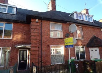 3 bed terraced house for sale in Beauvale Road, The Meadows, Nottingham, Nottinghamshire NG2