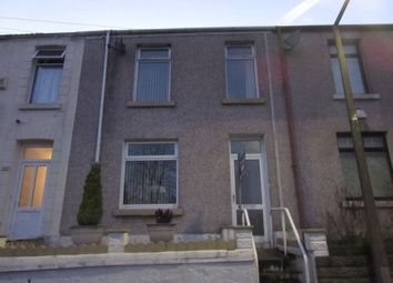 Thumbnail 3 bed terraced house to rent in Gelert Street, Treboeth, Swansea.