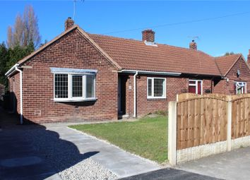 Thumbnail 2 bed bungalow to rent in Briar Bank, Kinsley, Pontefract, West Yorkshire