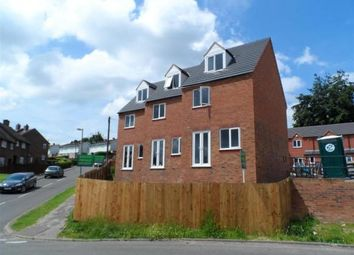 Thumbnail 3 bed semi-detached house to rent in Haworth Close, Alfreton, Mickley Derbyshire