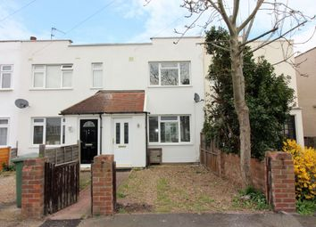 Thumbnail 2 bed terraced house for sale in First Avenue, West Molesey