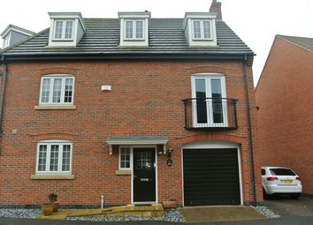 Thumbnail 4 bed semi-detached house for sale in Holloway Avenue, Bourne, Lincolnshire