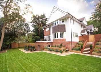 Thumbnail 4 bedroom detached house for sale in Lilliput, Poole, Dorset