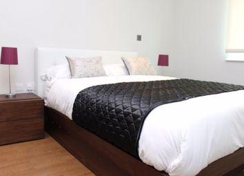 Thumbnail 1 bed flat to rent in Altitude Point, Aldgate