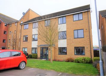 Thumbnail 2 bed flat for sale in Countess Way, Milton Keynes
