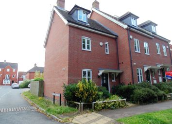 Thumbnail 3 bed end terrace house to rent in Midland Road, Higham Ferrers, Rushden