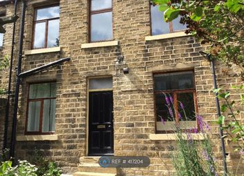 Thumbnail 3 bed terraced house to rent in Blackmoorfoot Road, West Yorkshire