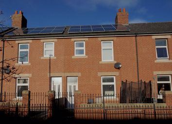 Thumbnail 3 bed terraced house to rent in Wylam Street, Craghead, Stanley
