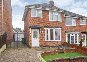 3 bed semi-detached house for sale in Dorset Avenue, Leicester LE3