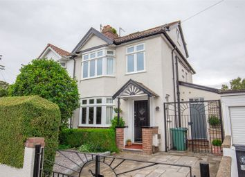 4 bed semi-detached house for sale in Cheriton Place, Westbury-On-Trym, Bristol BS9