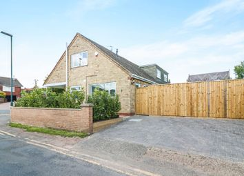 Thumbnail 3 bed bungalow for sale in Cheapside, Waltham, Grimsby