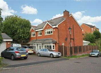 Thumbnail 5 bed detached house for sale in The Coppice, Prestwich, Manchester, Lancashire