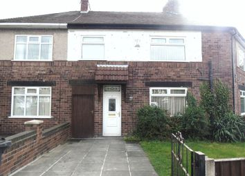 Thumbnail 3 bed town house for sale in Ford Road, Prescot