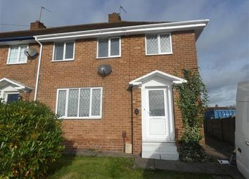 Thumbnail 3 bedroom end terrace house for sale in Hadland Road, Sheldon, Birmingham