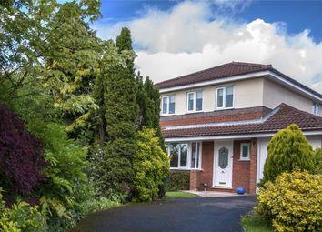 Thumbnail 4 bed detached house for sale in Lindale Road, Longridge, Preston