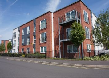 Thumbnail 2 bed flat for sale in 3 Sheen Gardens, Manchester