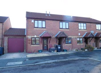 Thumbnail 2 bed end terrace house to rent in New Road, Stoke Gifford