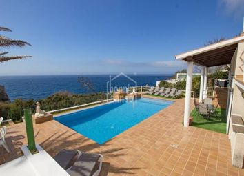 Thumbnail 4 bed villa for sale in Cala Canutells, Mahon, Balearic Islands, Spain