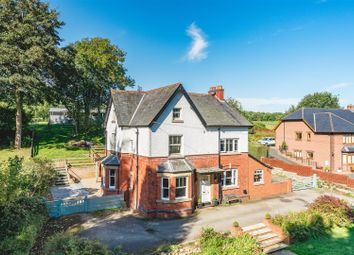 Thumbnail 6 bed property for sale in Llanyre, Llandrindod Wells