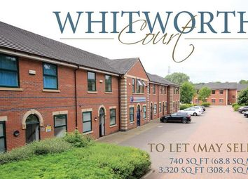 Thumbnail Office for sale in Units 12 & 13, Whitworth Court, Manor Park, Manor Farm Road, Runcorn, Cheshire