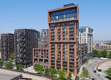 Thumbnail 3 bed flat for sale in Legacy Building, Embassy Gardens, Nine Elms