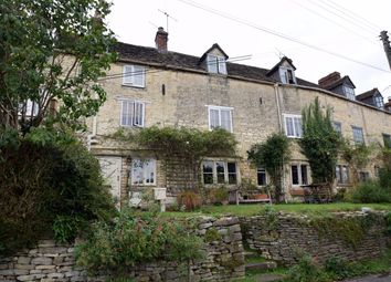 Thumbnail 3 bed terraced house for sale in Atcombe Road, South Woodchester, Stroud