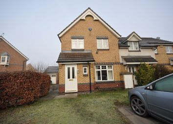 Thumbnail 3 bed semi-detached house to rent in Corncrake Avenue, Basford, Nottingham