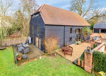 Thumbnail 5 bed barn conversion for sale in Great Hormead, Buntingford