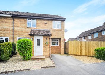 Thumbnail 4 bed semi-detached house for sale in Bramble Drive, Pewsham, Chippenham