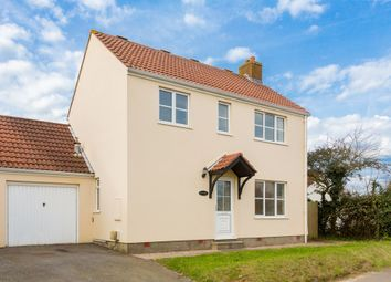 Thumbnail 3 bed detached house for sale in Woodlands Park, St. Saviour, Guernsey
