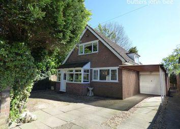 Thumbnail 2 bed detached bungalow for sale in Ashcroft Avenue, Shavington, Crewe