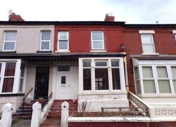 Thumbnail 4 bed terraced house to rent in St. Pauls Road, Blackpool