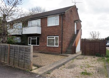 Thumbnail 2 bed maisonette for sale in Beta Road, Farnborough