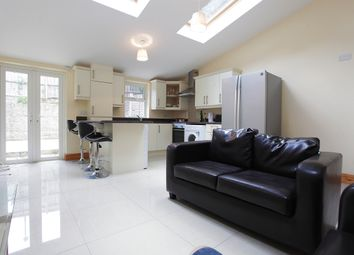 Thumbnail 5 bed flat to rent in Claremont Road, London