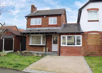 Thumbnail 4 bed detached house for sale in Southfield Close, Dukinfield