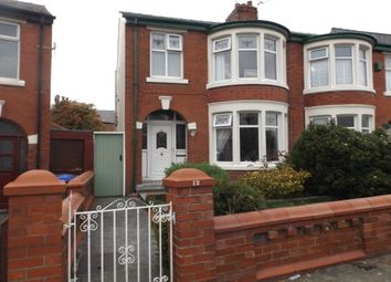 Thumbnail 3 bedroom property to rent in Hartford Avenue, Blackpool