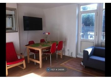 Thumbnail 4 bed flat to rent in Wickford Street, London