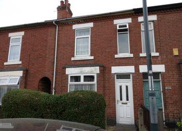 Thumbnail 3 bed terraced house for sale in Baker Street, Alvaston, Derby, Derbyshire