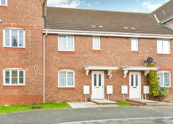 Thumbnail 3 bed terraced house for sale in Endeavour Road, Swindon