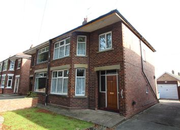 3 bed semi-detached house for sale in Ings Road, Sutton-On-Hull, Hull HU7