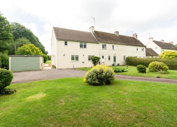 Thumbnail 4 bed semi-detached house for sale in Mill End, Northleach, Cheltenham
