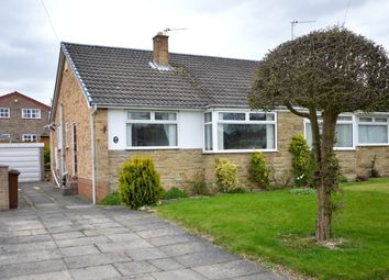 Thumbnail 2 bed bungalow for sale in Fernlea Close, Crofton, Wakefield, West Yorkshire