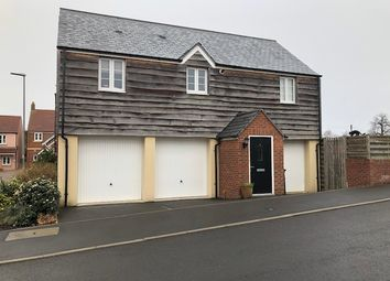 Thumbnail 2 bedroom detached house to rent in Barley Close, Cossington, Bridgwater