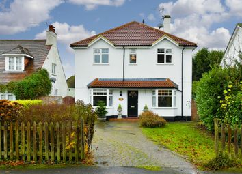 Thumbnail 4 bed detached house for sale in Links Road, Ashtead