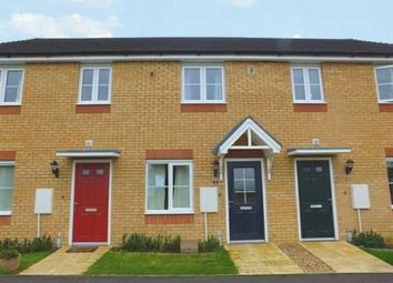 Thumbnail 2 bed terraced house to rent in Shelsley Walsh Rise, Bourne